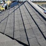 屋根カバー完成です